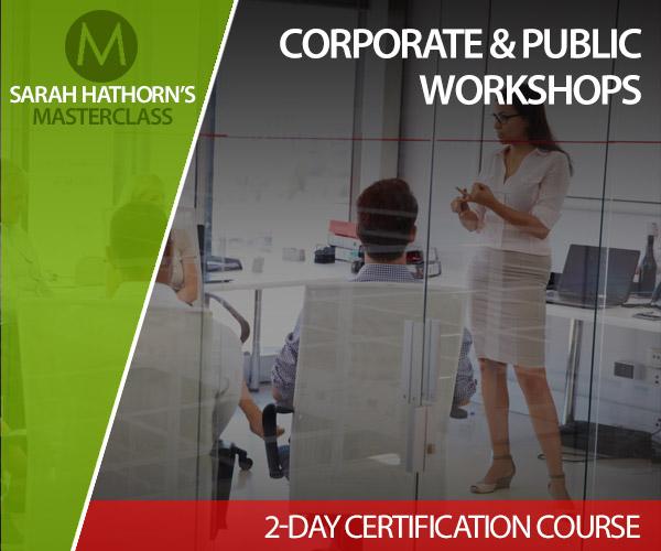 Corporate & Public Workshops