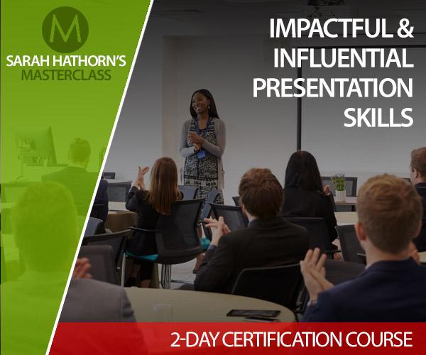 Impactful Presentation Skills