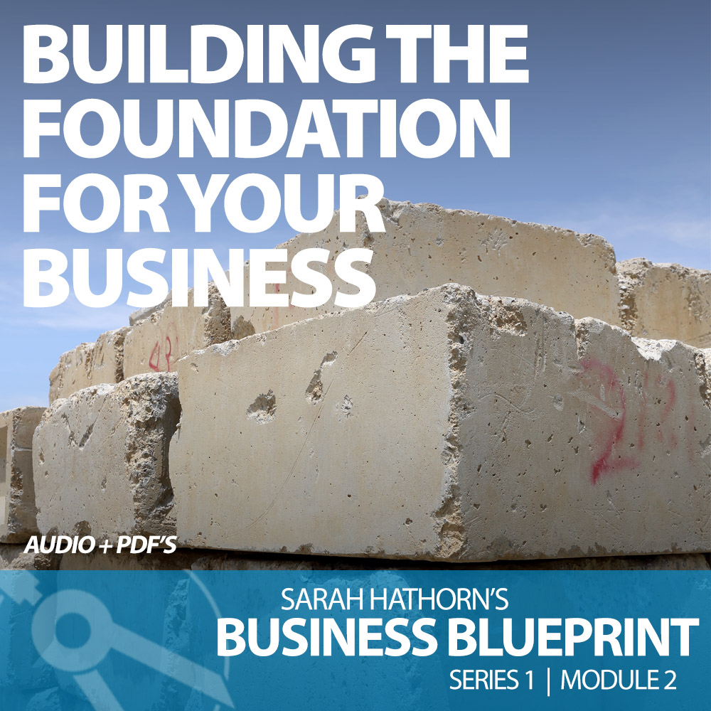 Building the Foundation for your Business