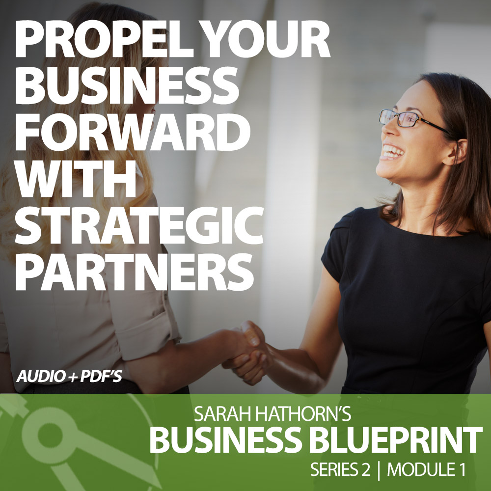 Propel Your Business Forward With Strategic Partners